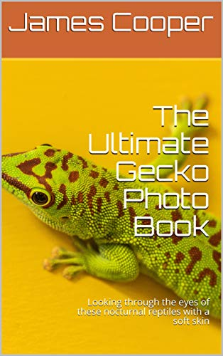 The Ultimate Gecko Photo Book: Looking through the eyes of these nocturnal reptiles with a soft skin