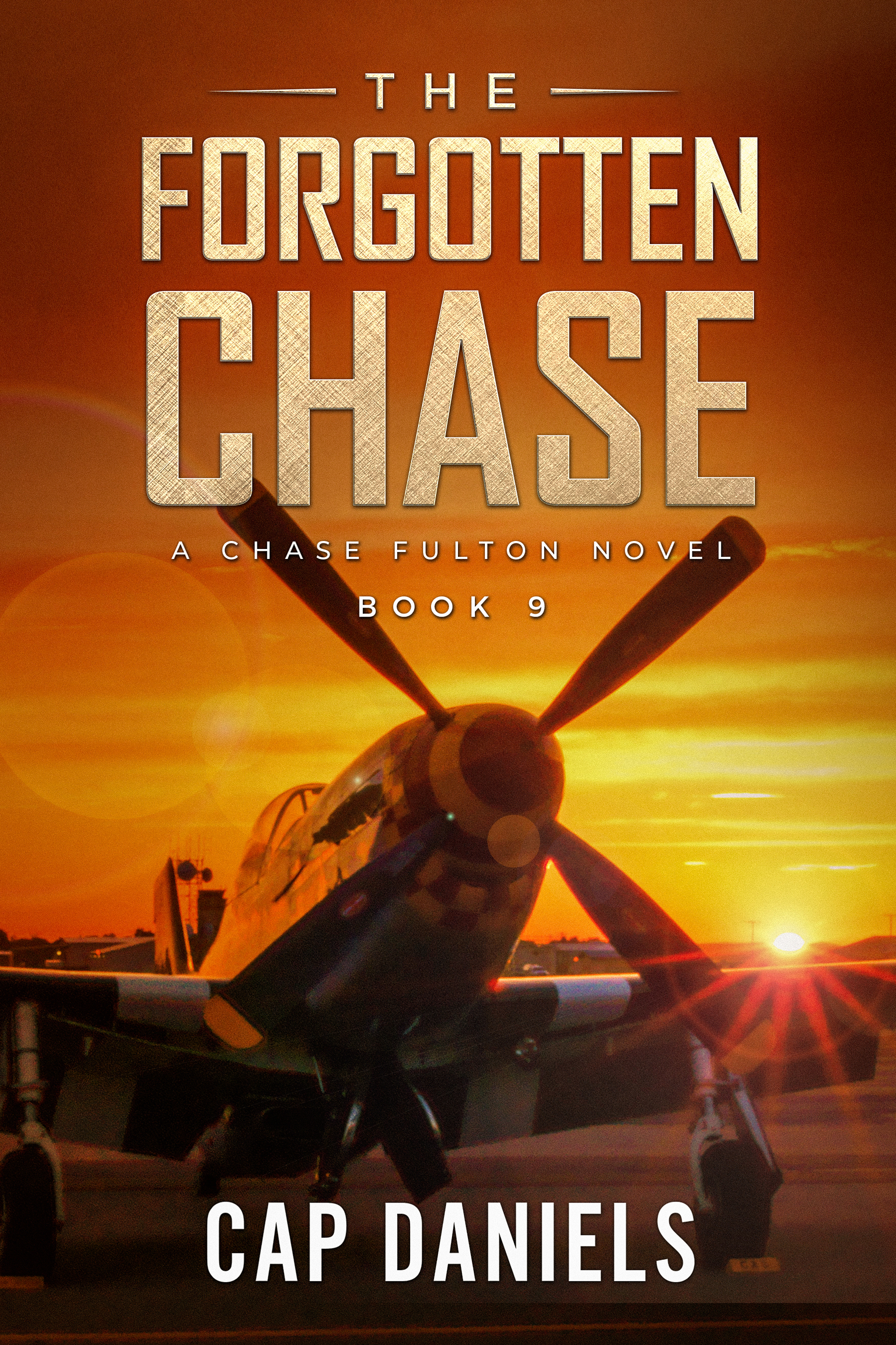 The Forgotten Chase (Chase Fulton #9)