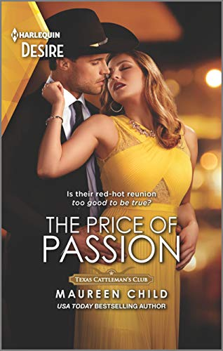 The Price of Passion (Texas Cattleman's Club: Rags to Riches #1)