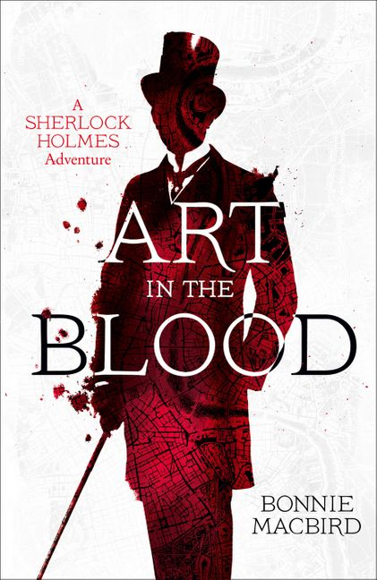 Art in the Blood (Sherlock Holmes Adventures, #1)
