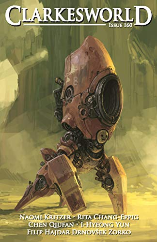 Clarkesworld Magazine, Issue 160 (January 2020)
