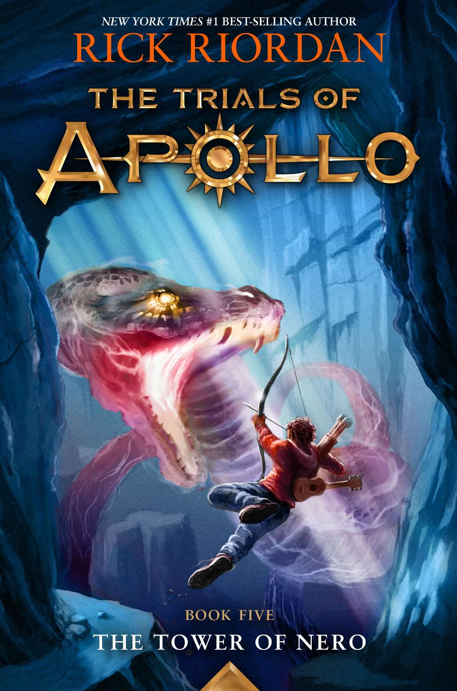 The Tower of Nero (The Trials of Apollo, #5)