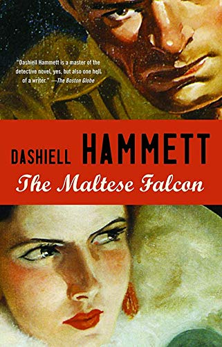 The Maltese Falcon,A 1930 Detective Novel