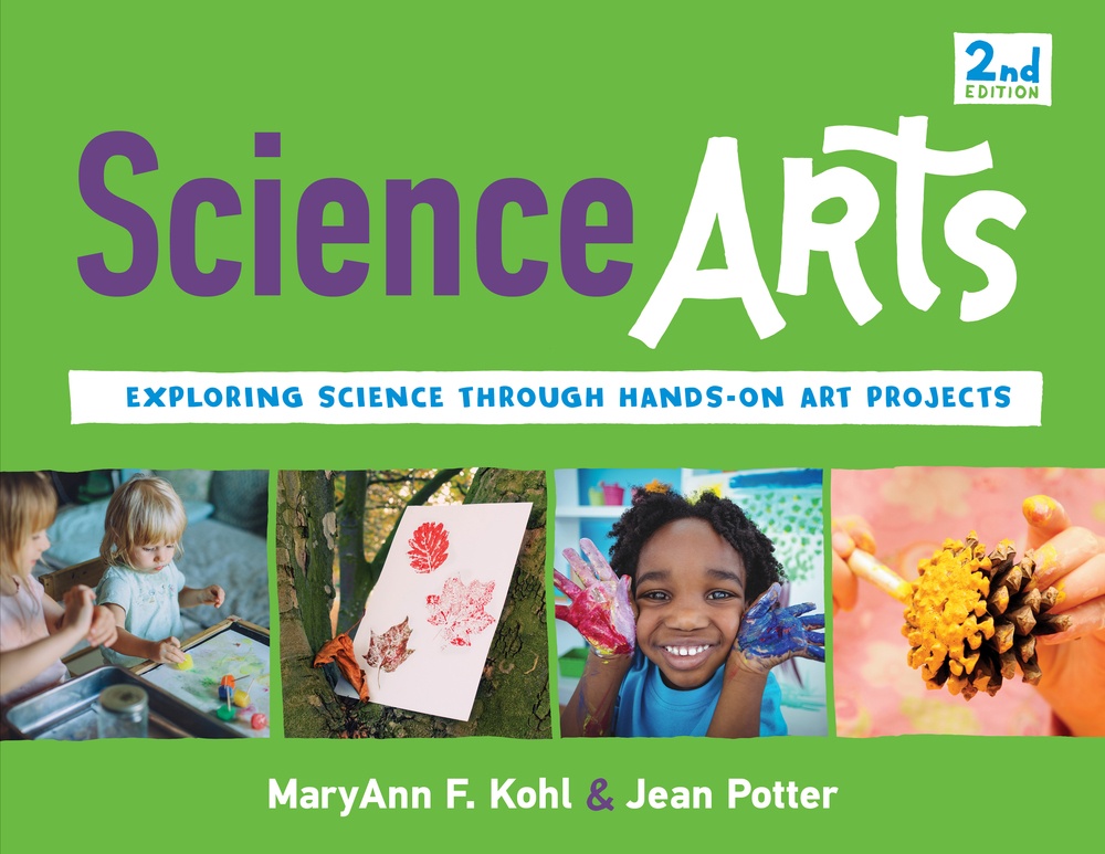 Science Arts: Exploring Science Through Hands-On Art Projects