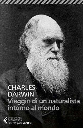 DARWIN CHARLES, VIAGGIO DI UN