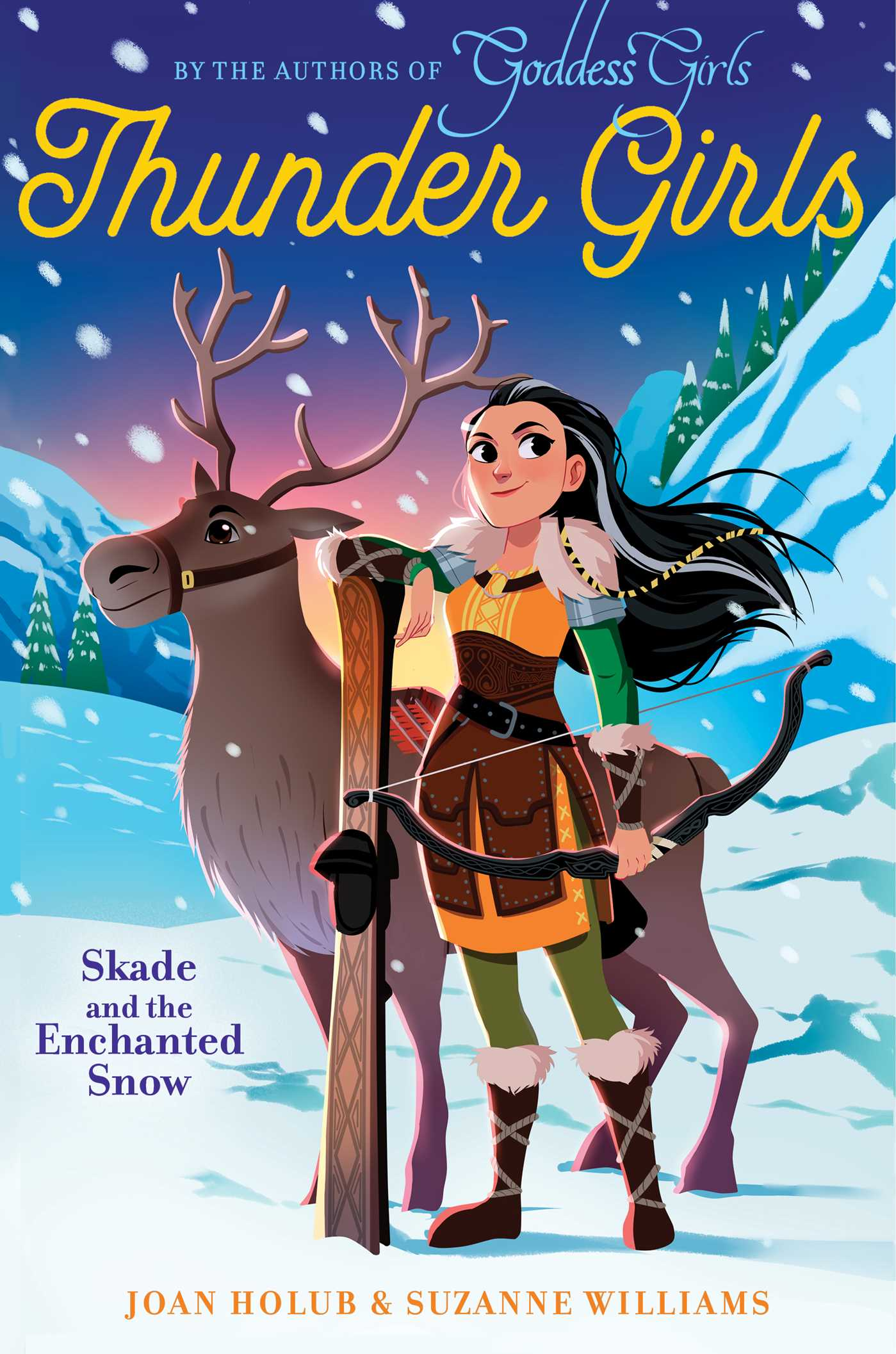 Skade and the Enchanted Snow (Thunder Girls #4)