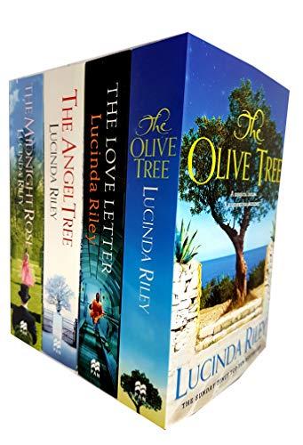 Lucinda Riley Collection 4 Books Set