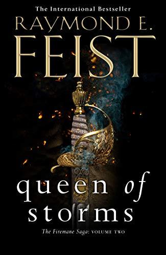 Queen of Storms (The Firemane Saga, Book 2)