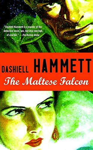 The Maltese Falcon. Hammett Modern Library's Best Novels