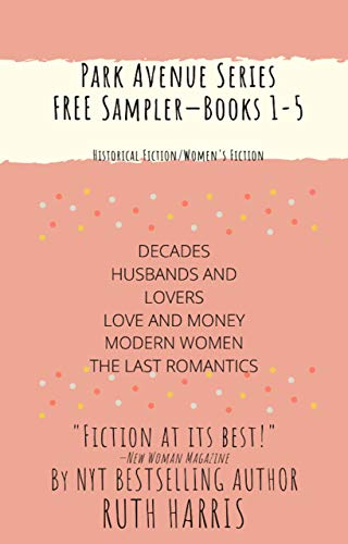 Park Avenue Series FREE Sampler, Books 1-5: Women's Fiction / Historical Fiction