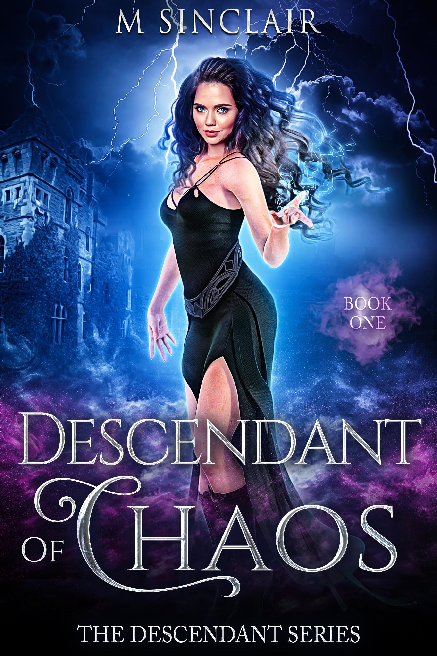 Descendant of Chaos (Descendants #1)