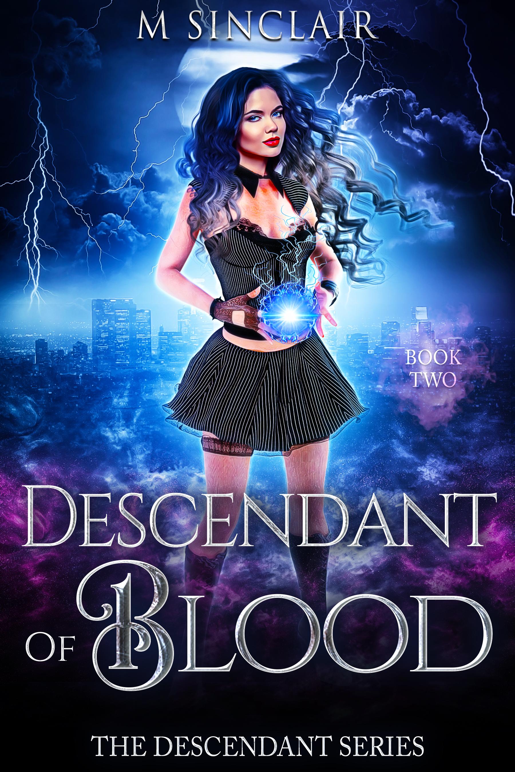 Descendant of Blood (Descendants #2)