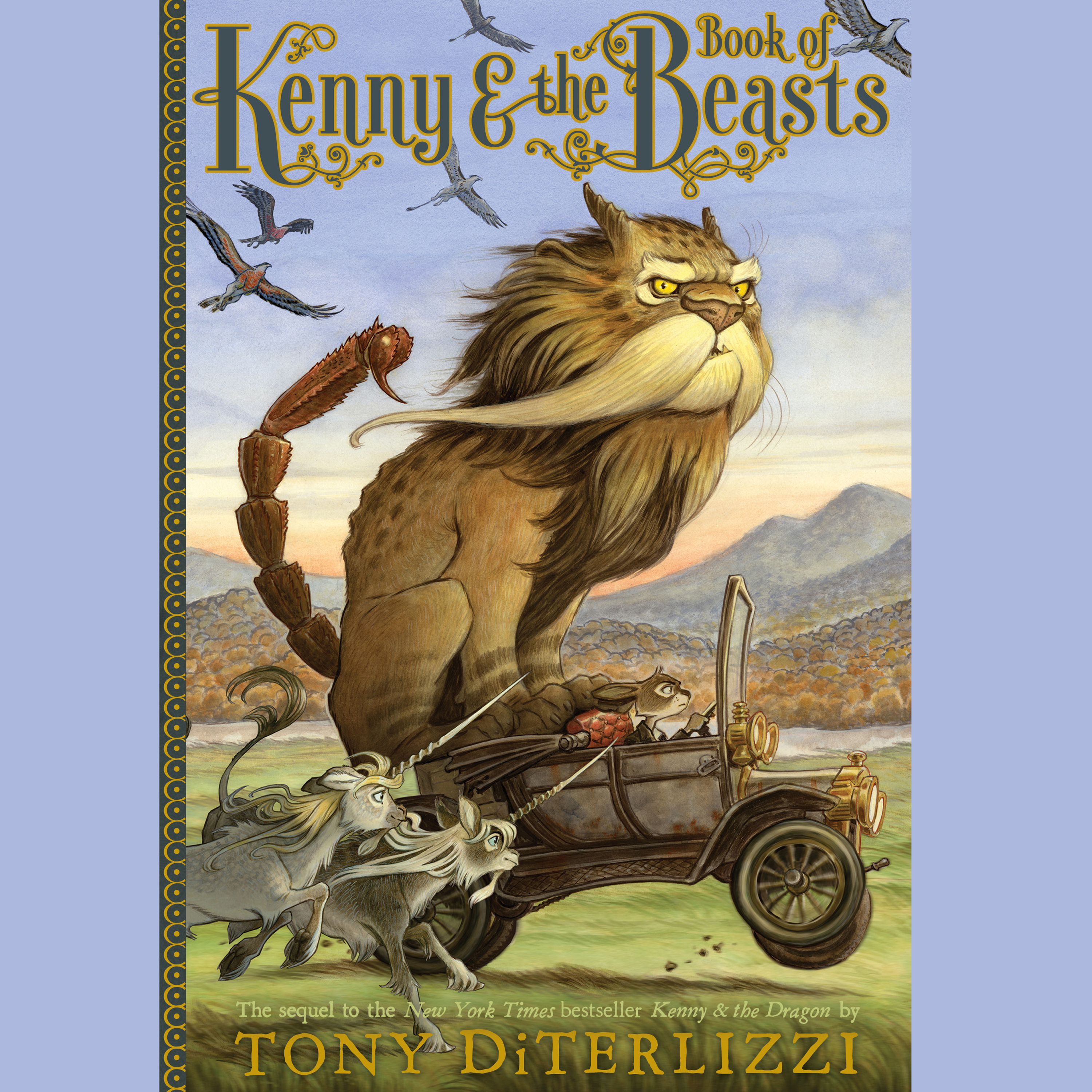 Kenny  the Book of Beasts