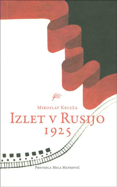 Izlet v Rusijo 1925
