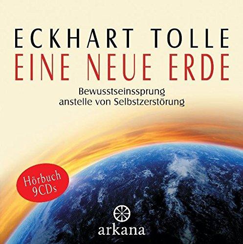 EINE NEUE ERDE - TOLLE,ECKHART