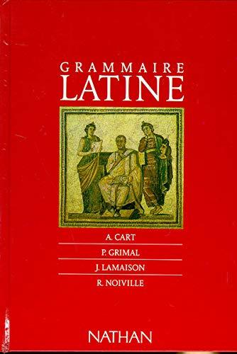 Grammaire Latine Cart Grimmel - Lamaison
