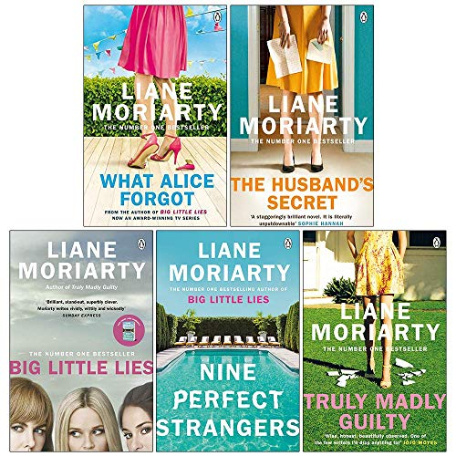 Liane Moriarty Collection 5 Books Set