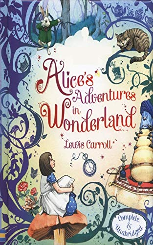 "Alice's Adventures in Wonderland ""Annotated Children book"""