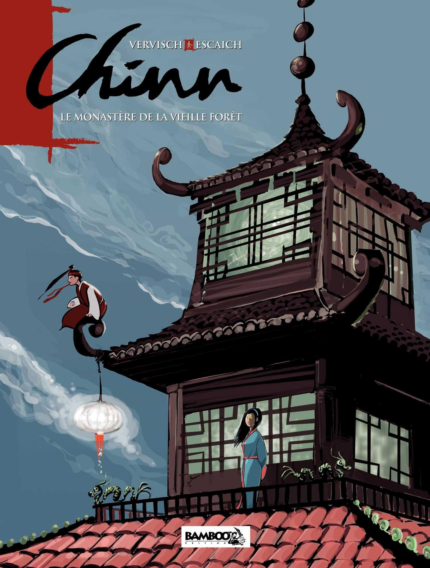 Chinn - Tome 2 - Les bambous de la sagesse