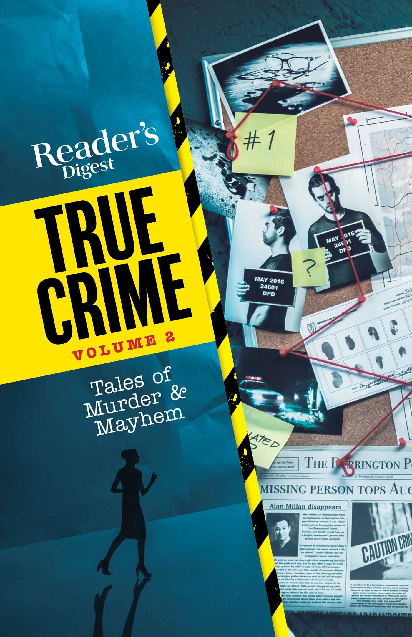 Reader's Digest True Crime vol 2: Tales of Murder Mayhem