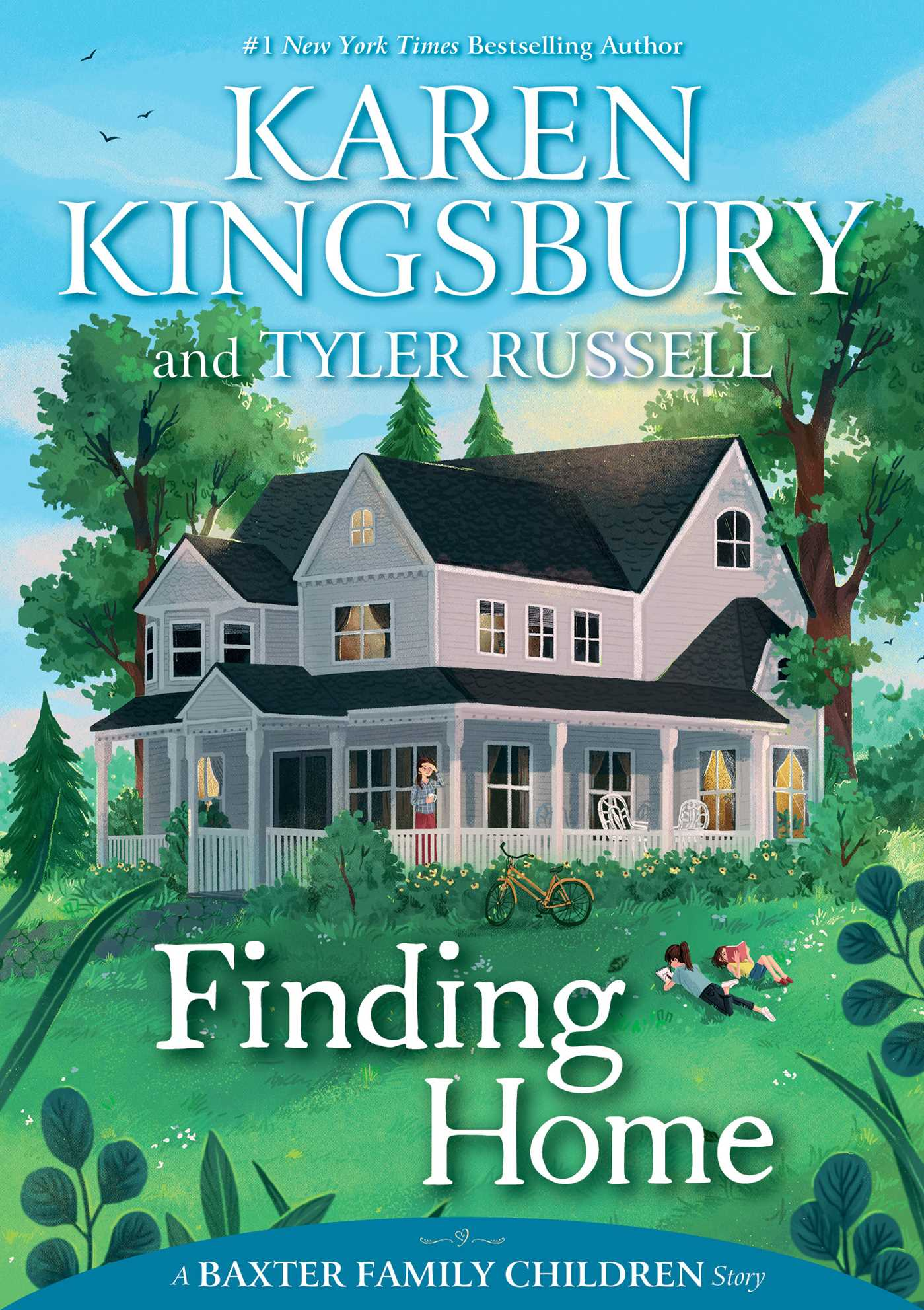 Finding Home (Baxter Family Children, #2)