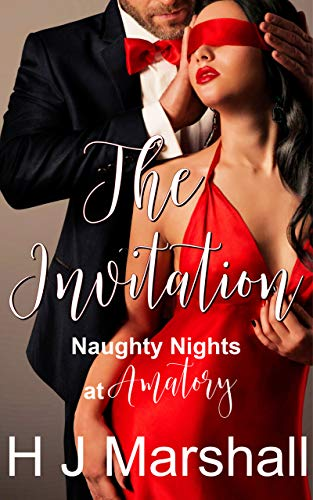 The Invitation (Naughty Nights at Amatory Book 1)