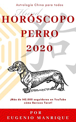 Horóscopo chino perro 2020: El año de la rato de metal