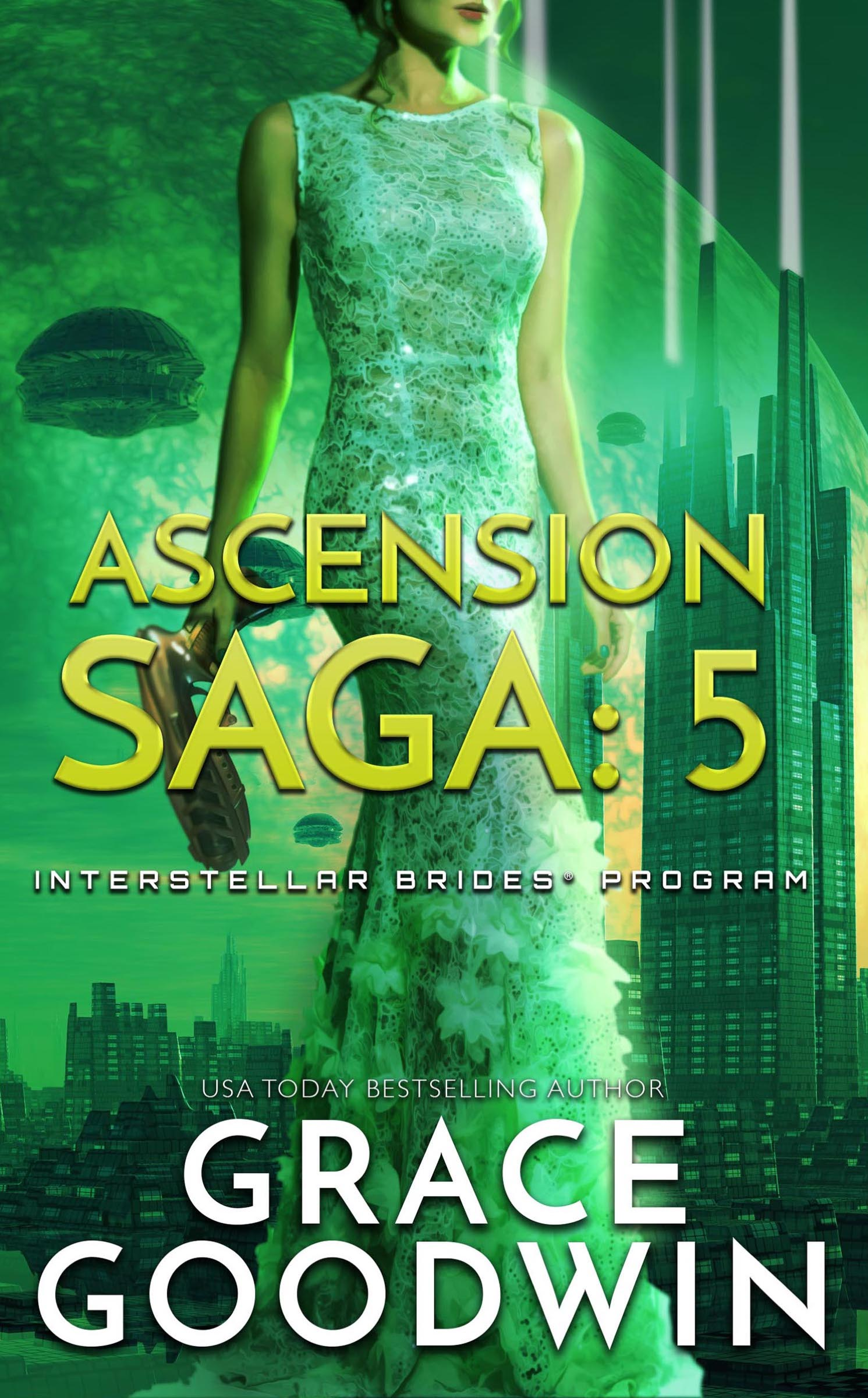 Faith; Part 2 (Interstellar Brides; Ascension Saga, #2 part 2 of 3)