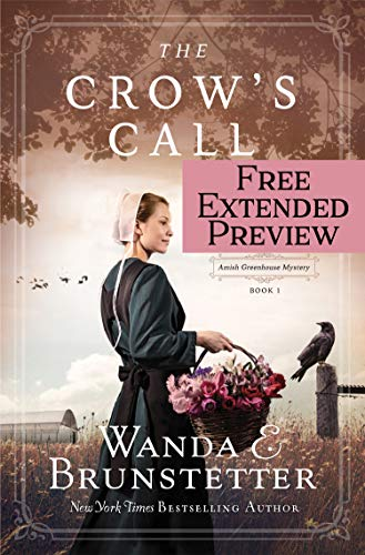 The Crow's Call (FREE PREVIEW): Amish Greehouse Mystery - book 1 (Amish Greenhouse Mysteries)
