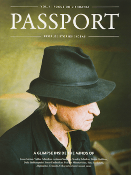 PASSPORT: an essential guide to contemporary Lithuania, vol.1