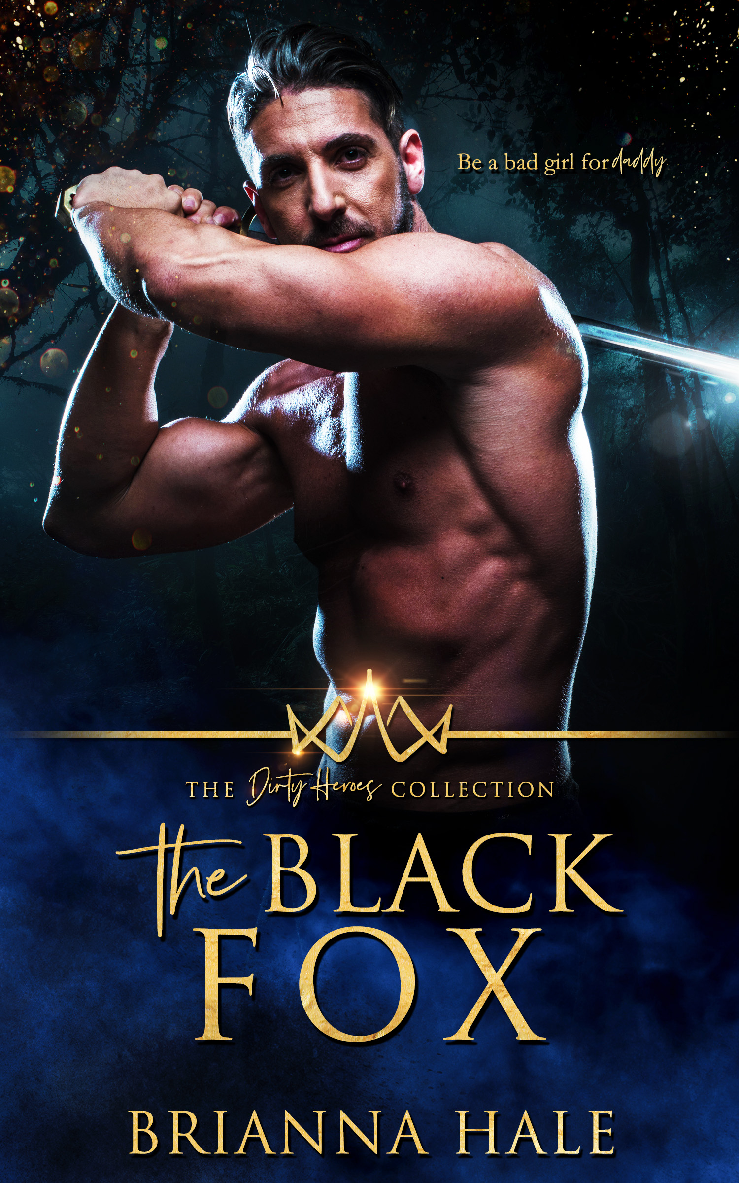 The Black Fox (The Dirty Heroes Collection, #1)