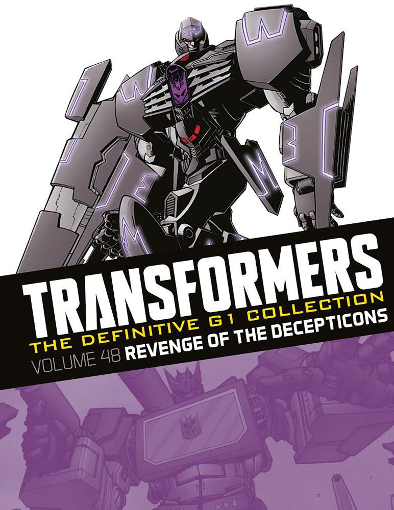 Revenge of the Decepticons (Transformers the Definitive G1 Collection volume 48)
