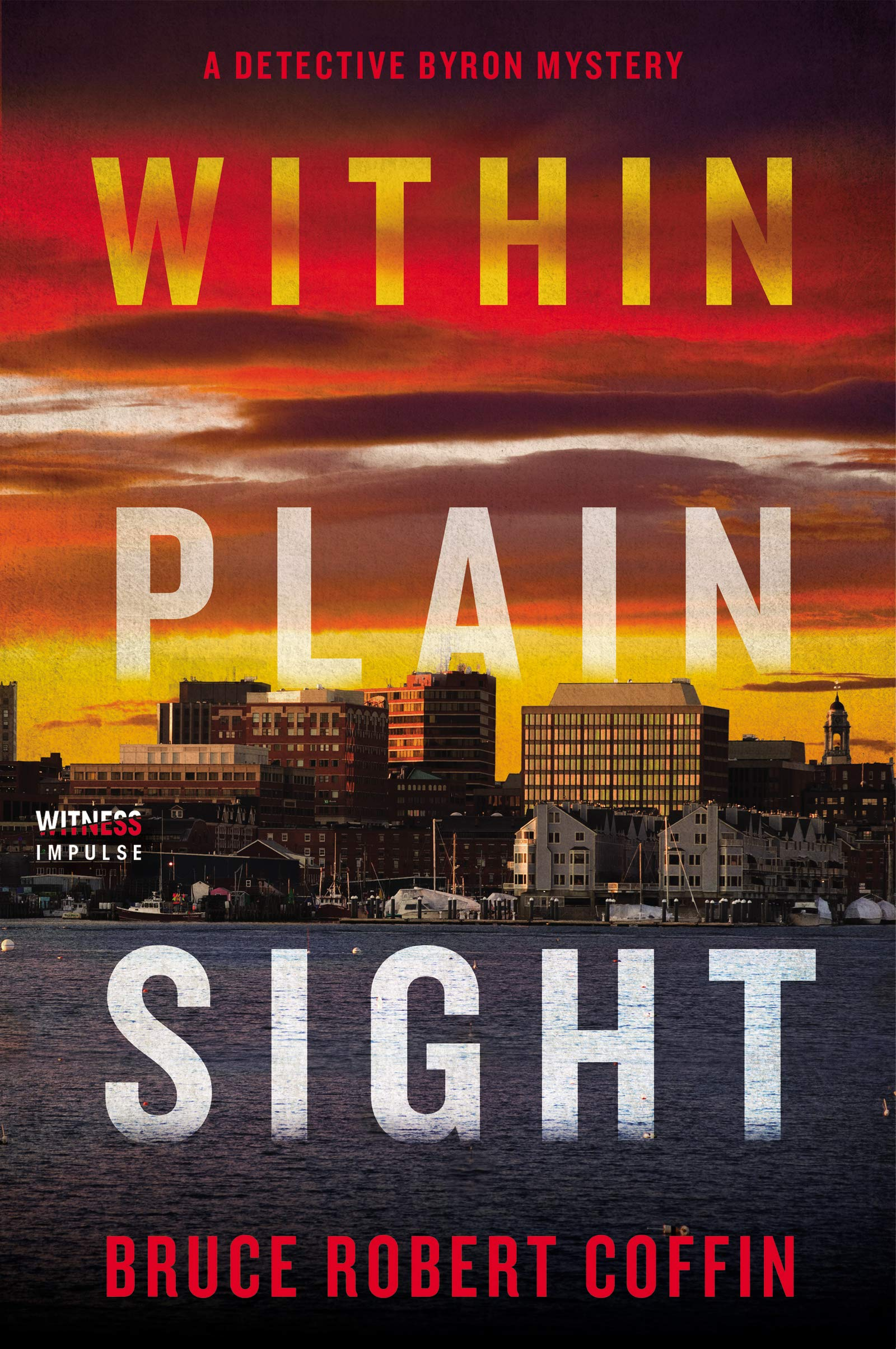 Within Plain Sight (Detective Byron, #4)