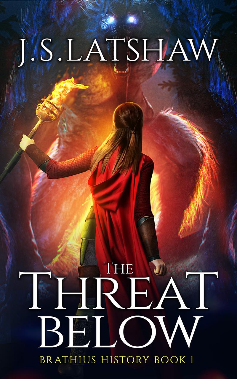 The Threat Below (Brathius History, #1)