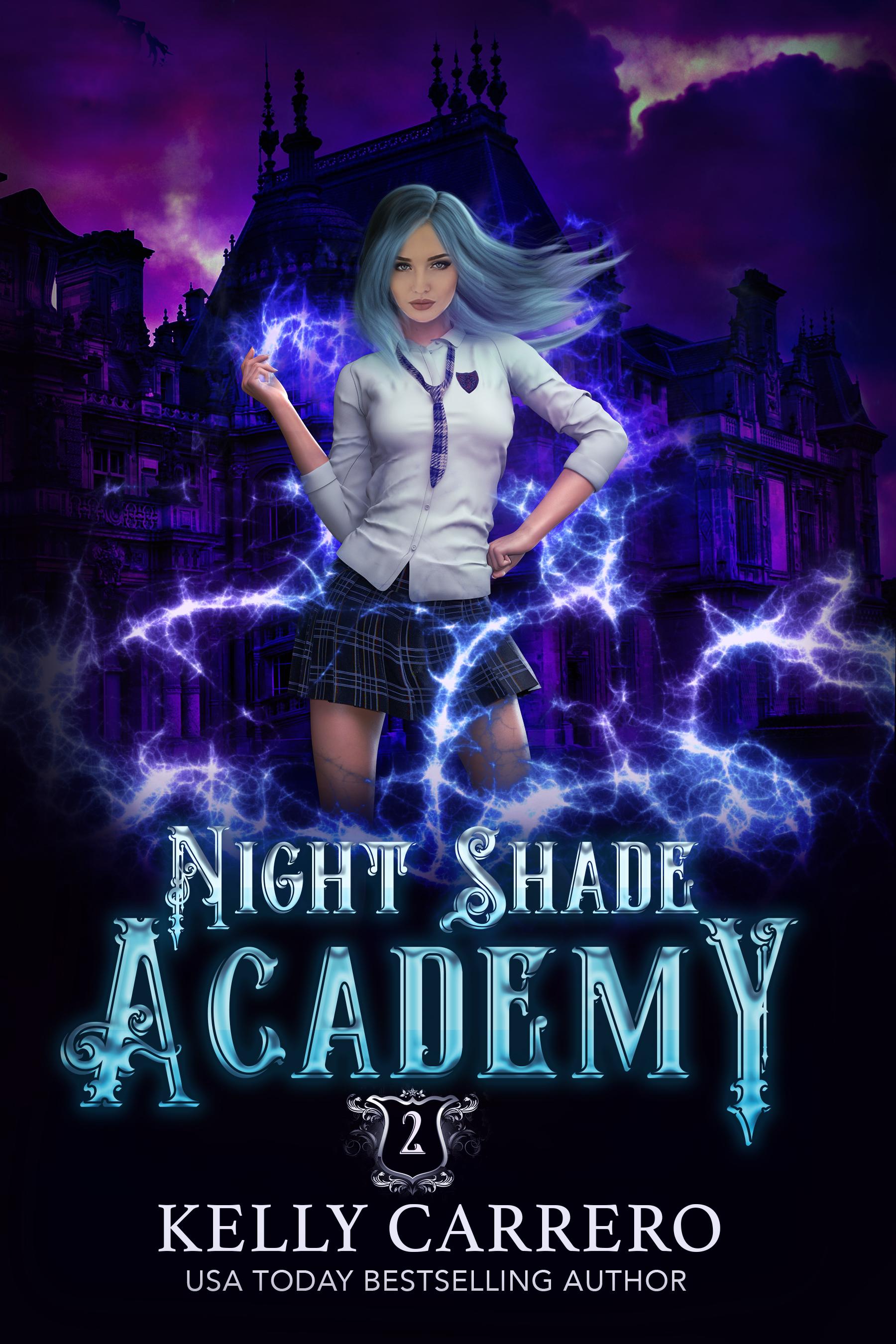 Night Shade Academy - 2