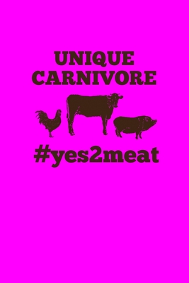 Unique Carnivore #yes2meat: Humans are well adapted to eating fat and meat and we have throughout our evolution. Eat meat and drink water for excellent health and body composition. Be the best you can be and up your game