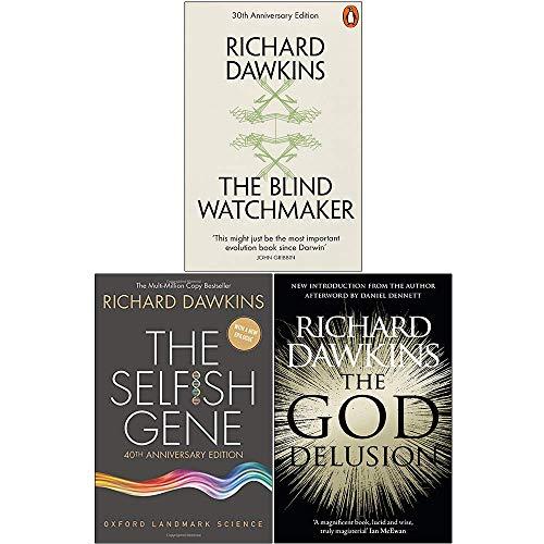 Richard Dawkins 3 Books Collection Set