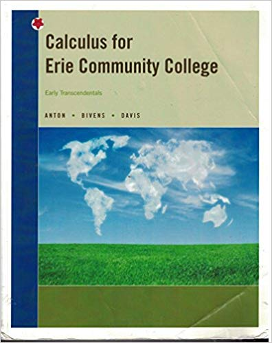 Calculus Early Transcendentals Community College With Wiley Plus