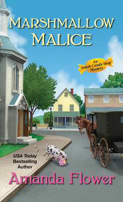 Marshmallow Malice (Amish Candy Shop Mystery #5)