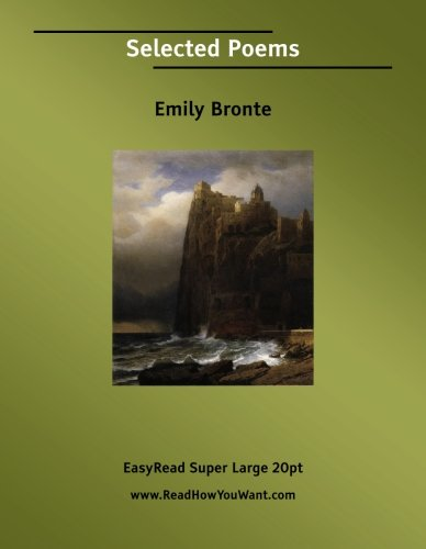 Selected Poems [EasyRead Super Large 20pt Edition]