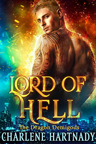 Lord of Hell (The Dragon Demigods, #2)
