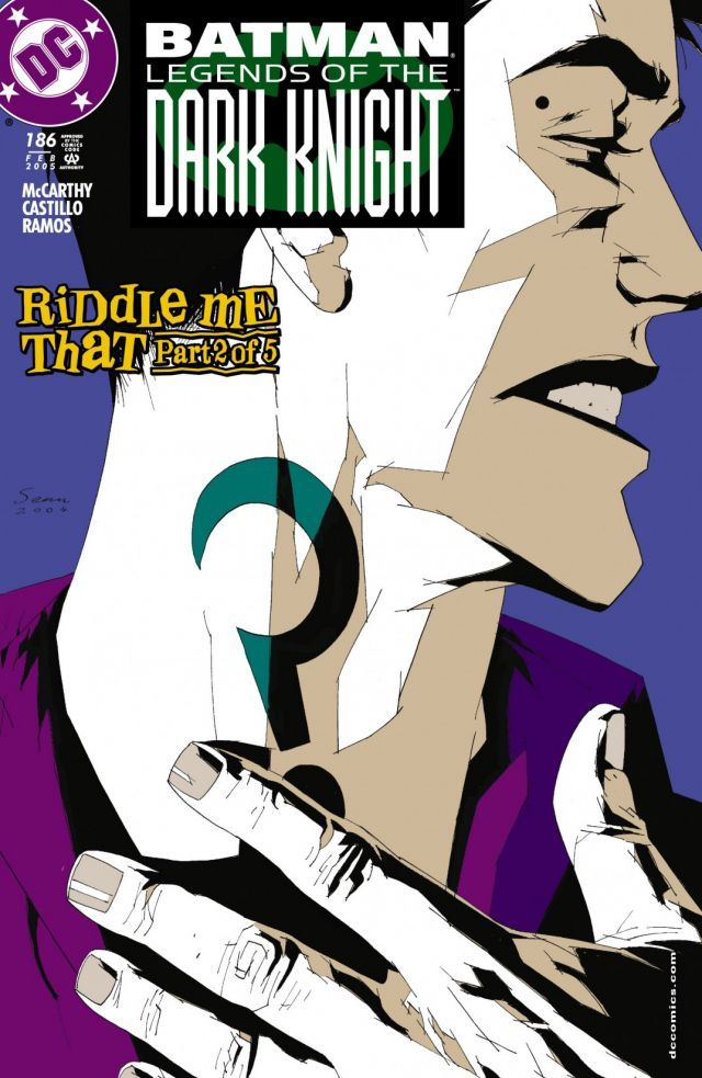 Batman: Legends of the Dark Knight #186
