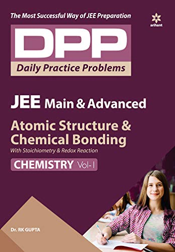 Daily Practice Problems for Atomic Structure & Chemical Bonding (Chemistry Vol-1) 2020