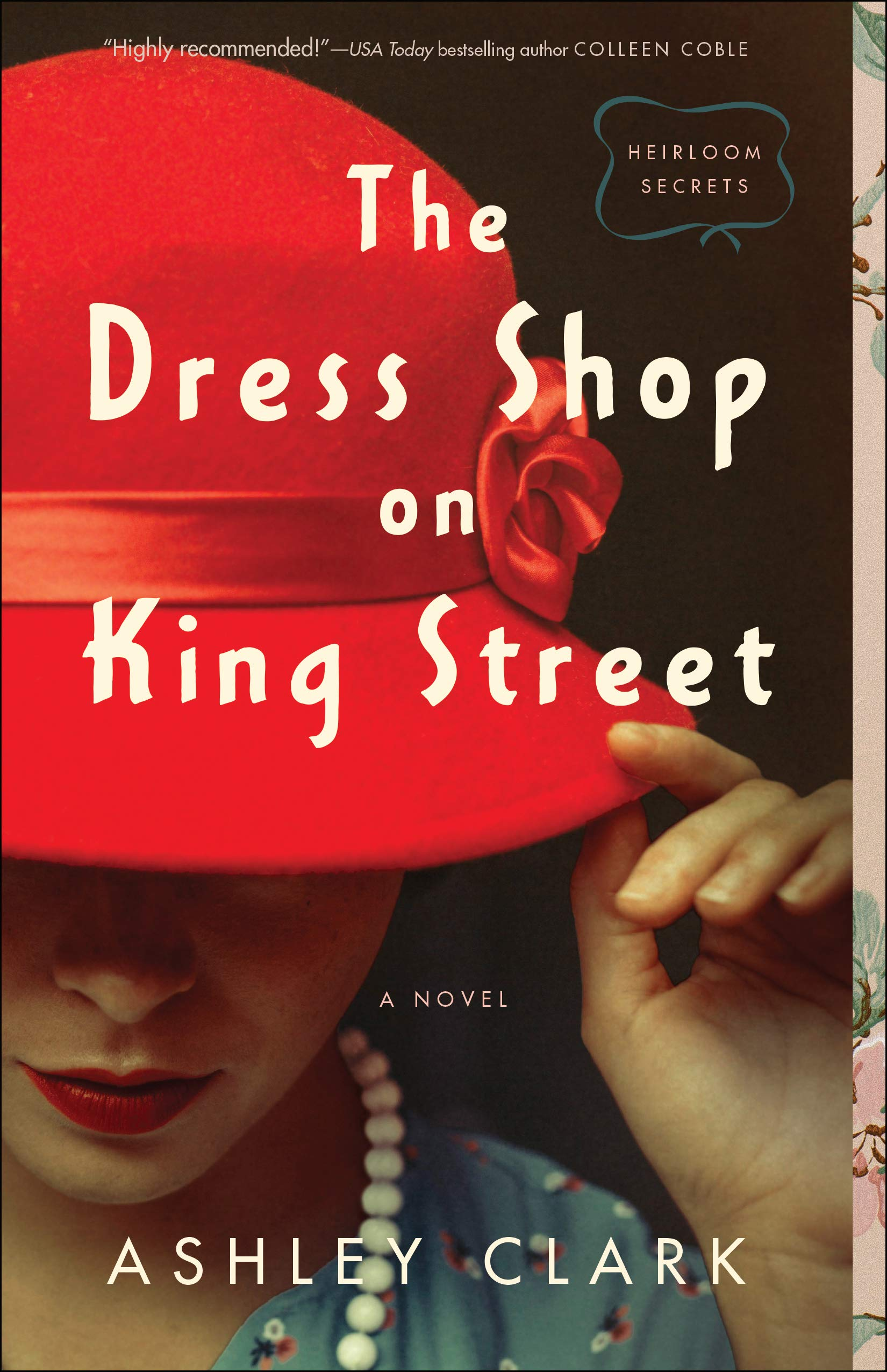 The Dress Shop on King Street (Heirloom Secrets, #1)