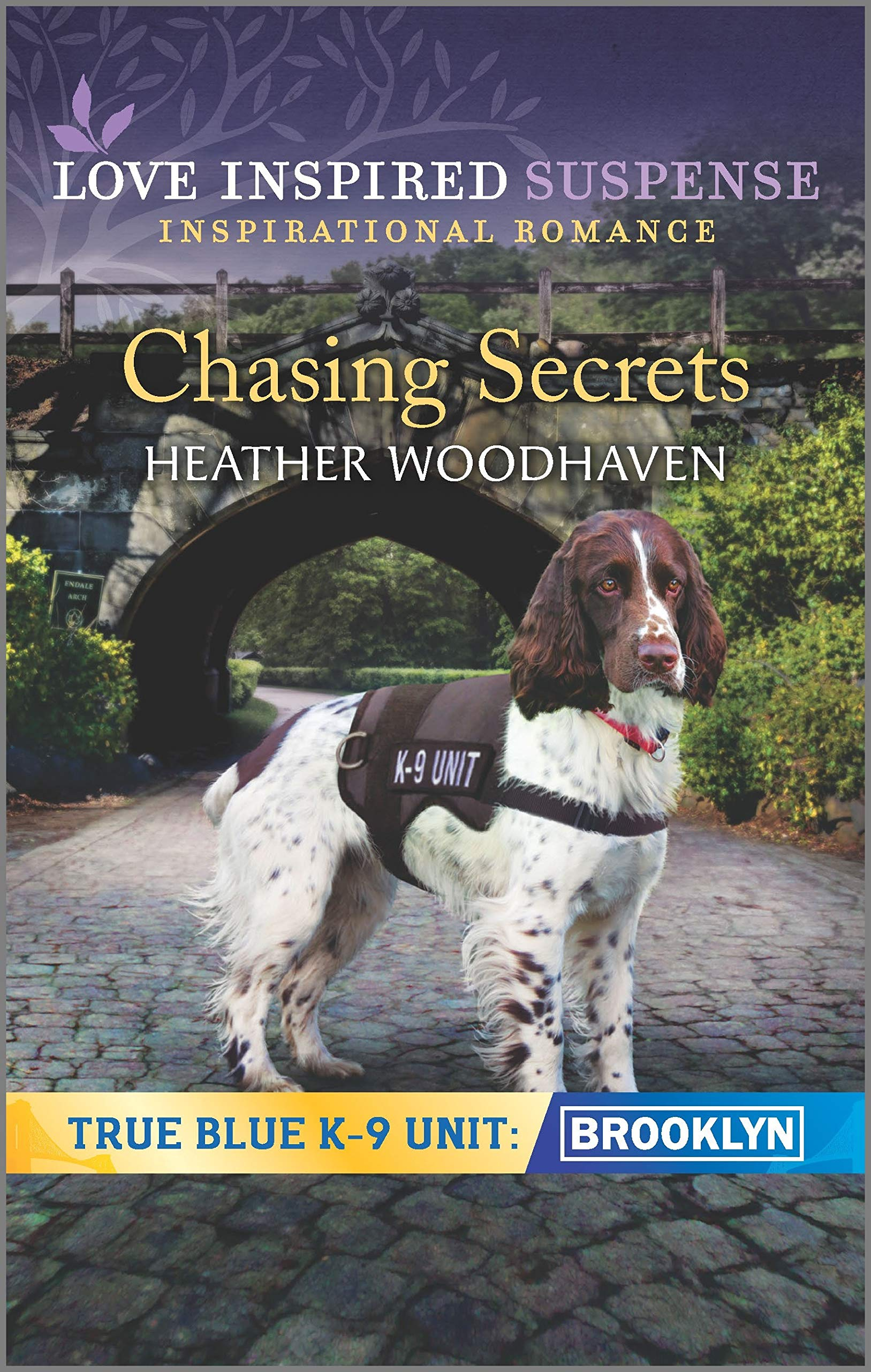 Chasing Secrets (True Blue K-9 Unit: Brooklyn #2)
