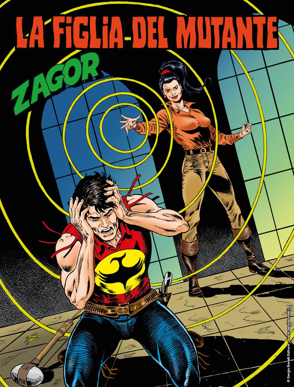 Zagor n. 656: La figlia del mutante (Zagor, #656)