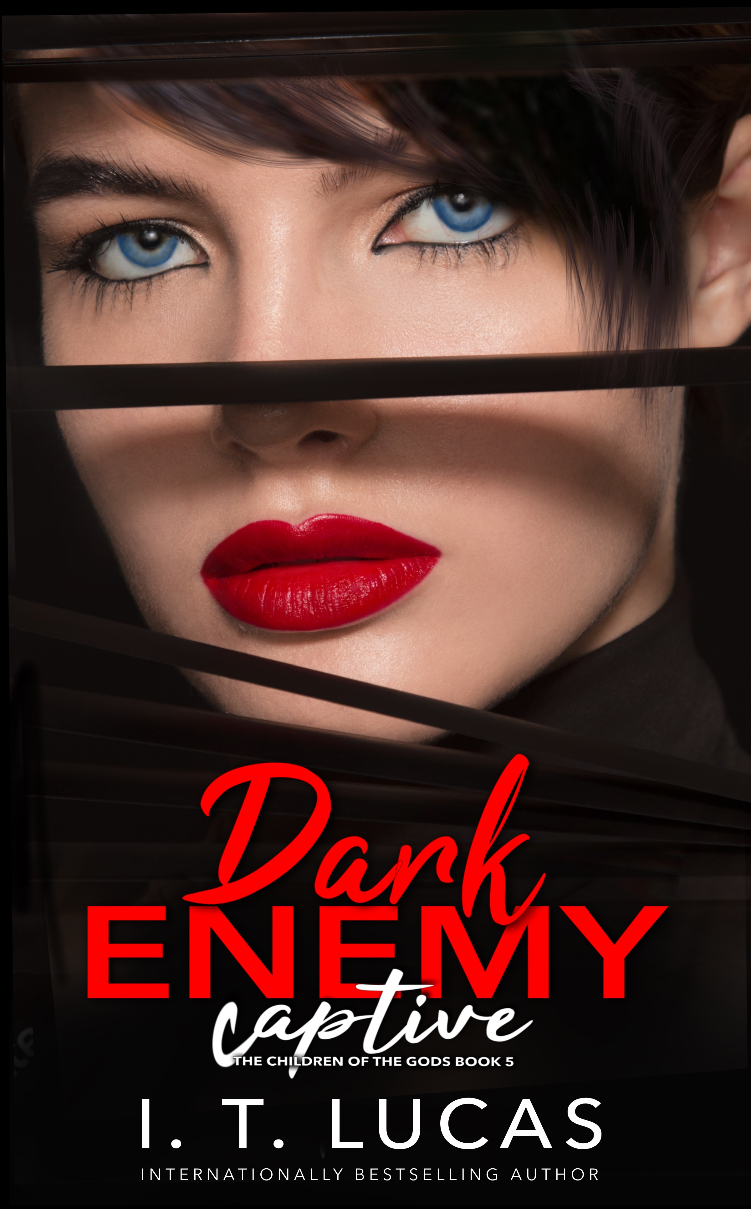 Dark Enemy Captive (The Children of the Gods, #5)