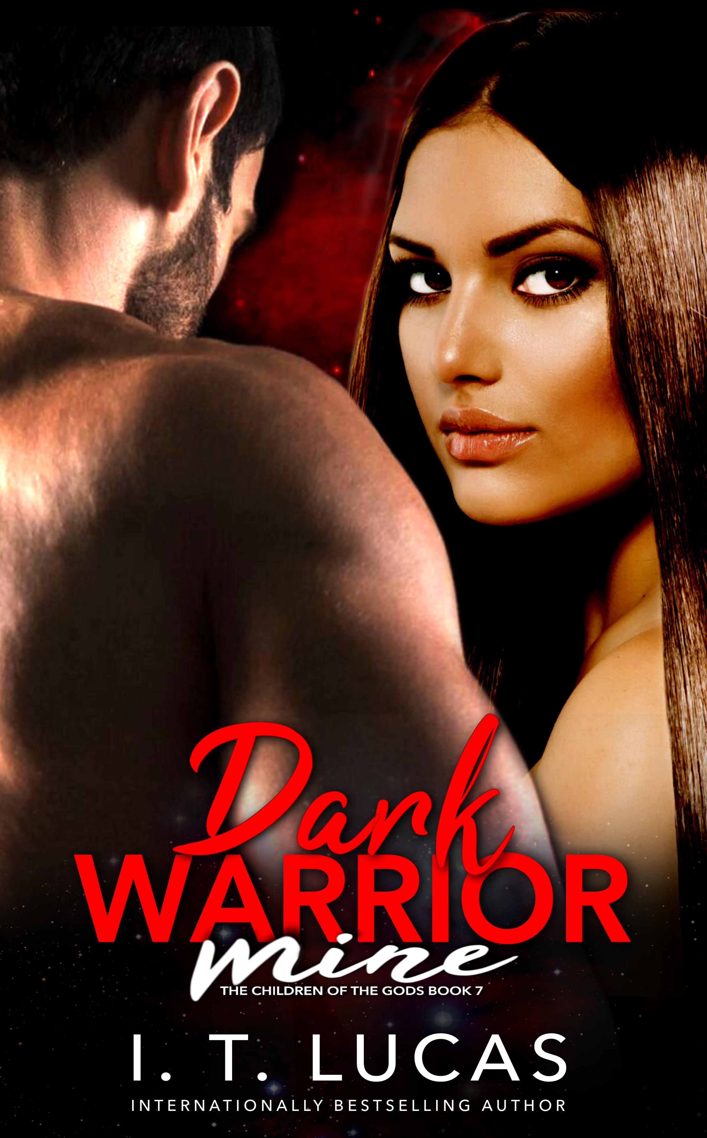 Dark Warrior Mine (The Children of the Gods, #7)