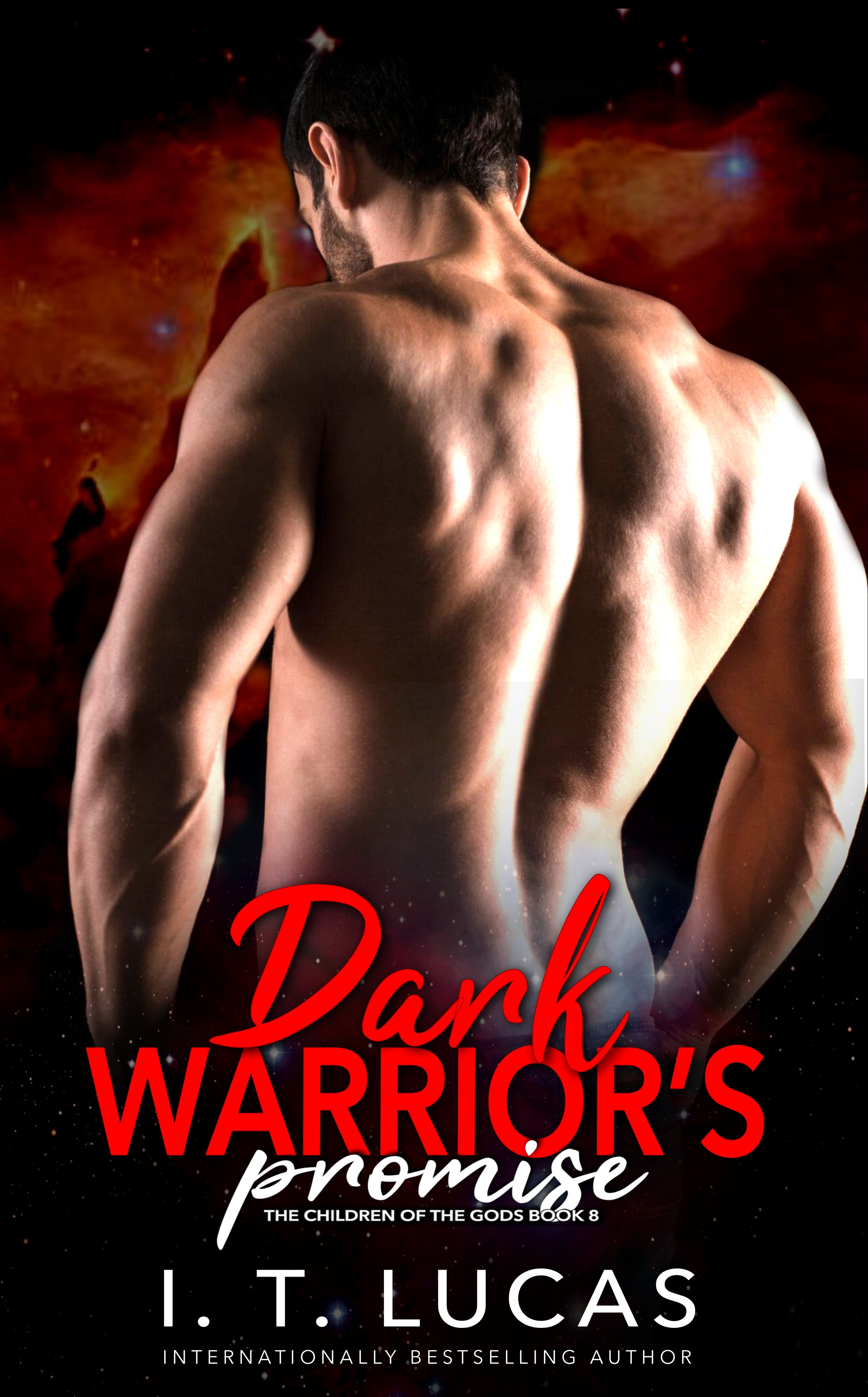 Dark Warrior's Promise (The Children of the Gods, #8)