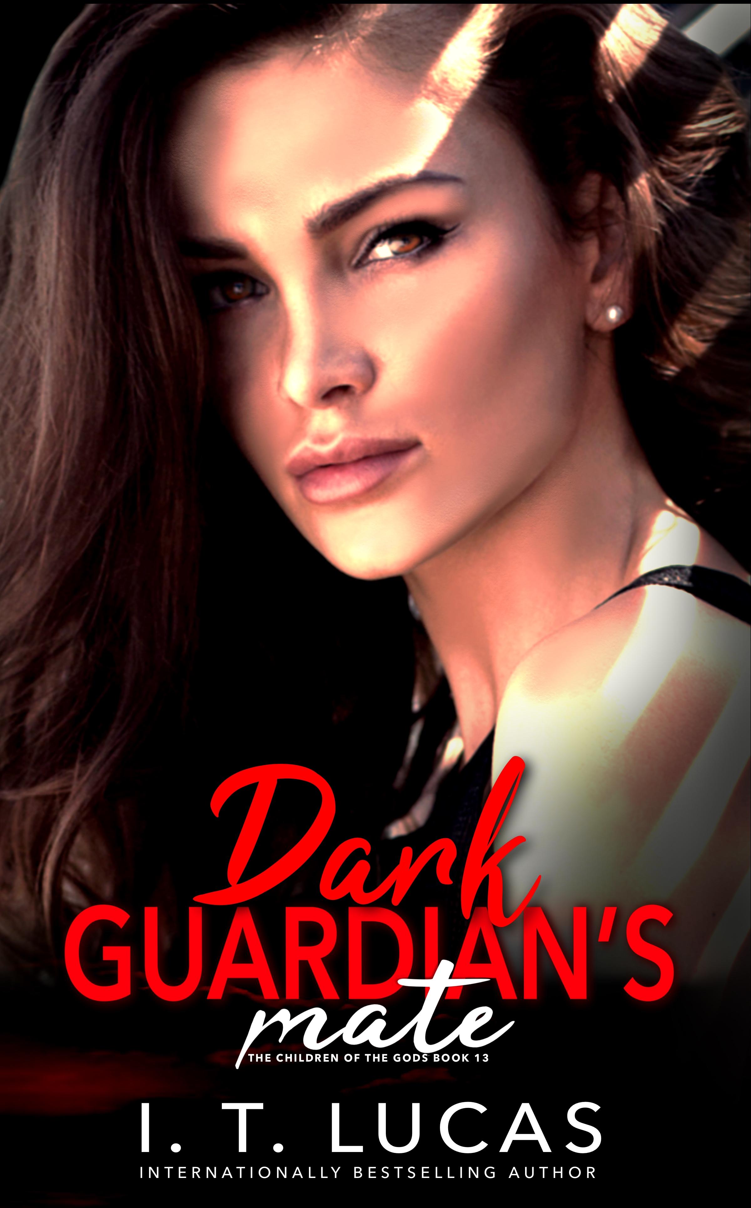 Dark Guardian's Mate (The Children of the Gods #13)
